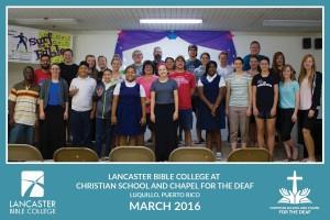 LBC 2016